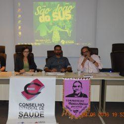 Conselho Estadual de Saúde promove seminário em defesa do SUS