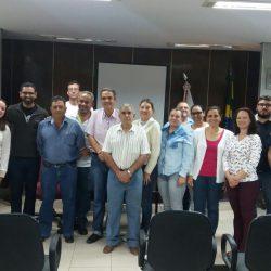 Rio Paranaíba recebe o Vice-presidente do CES MG