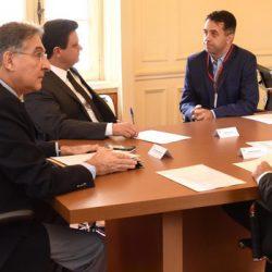 Reunião com Secretário de saúde para discução  sobre febre amarela. 10-01-2016- Palácio da Liberdade. Foto: Manoel Marques/imprensa-MG